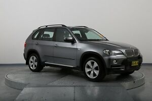2007 BMW X5 E70 Steptronic Grey 6 Speed Sports Automatic Wagon Old Guildford Fairfield Area Preview