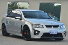 2007 Holden Special Vehicles GTS E Series Silver 6 Speed Sports Automatic Sedan Morley Bayswater Area Preview
