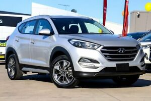 2017 Hyundai Tucson TL MY17 Active X 2WD Silver 6 Speed Sports Automatic Wagon Liverpool Liverpool Area Preview