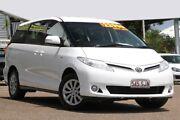 2012 Toyota Tarago ACR50R MY09 GLi White 4 Speed Sports Automatic Wagon Moorooka Brisbane South West Preview