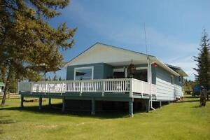 Lake Front Home for Sale in Logan Lake