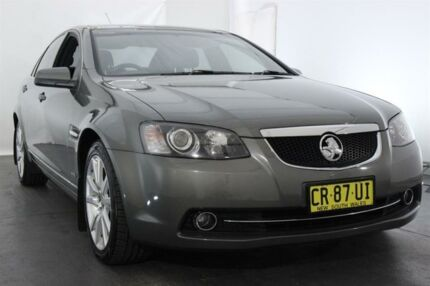 2011 Holden Calais VE II Silver 6 Speed Sports Automatic Sedan Maryville Newcastle Area Preview