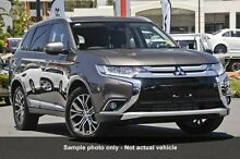 2016 Mitsubishi Outlander ZK MY16 Exceed (4x4) Ironbark 6 Speed Automatic Wagon Mount Gravatt Brisbane South East Preview