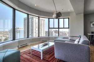 1 month FREE! Luxurious Penthouse -Great views - Plateau!