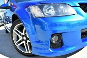 2011 Holden Commodore VE II SV6 Blue 6 Speed Sports Automatic Sedan Pennant Hills Hornsby Area Preview