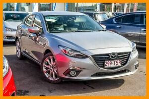 2014 Mazda 3 BM5438 SP25 SKYACTIV-Drive Astina Meteor Grey 6 Speed Sports Automatic Hatchback Aspley Brisbane North East Preview