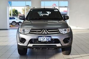 2015 Mitsubishi Challenger PC MY14 (4x4) Green 5 Speed Automatic Wagon Morley Bayswater Area Preview
