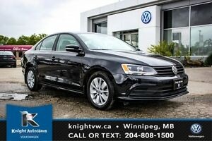 2015 Volkswagen Jetta Sedan Manual w/ Sunroof/Alloy Wheels/Backu