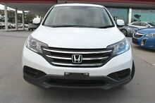 2013 Honda CR-V RM VTi White 5 Speed Automatic Wagon Pearsall Wanneroo Area Preview