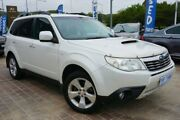 2009 Subaru Forester S3 MY09 XT AWD Premium White 5 Speed Manual Wagon Pearce Woden Valley Preview