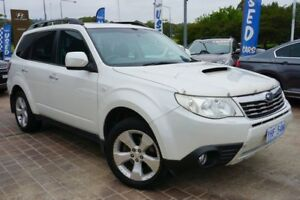 2009 Subaru Forester S3 MY09 XT AWD Premium White 5 Speed Manual Wagon