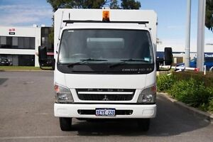 2009 Mitsubishi Canter  White Welshpool Canning Area Preview