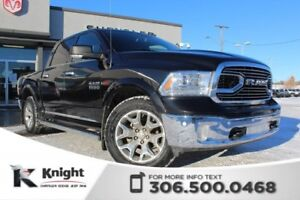2016 Ram 1500 Limited - Remote Start - Heated/Cooled Leather Sea