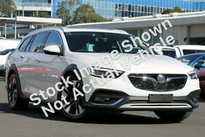 2018 Holden Calais ZB MY18 V Tourer AWD Summit White 9 Speed Sports Automatic Wagon Kirrawee Sutherland Area Preview