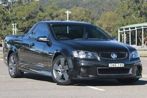 2012 Holden Ute VE II MY12.5 SS Z Series Black 6 Speed Sports Automatic Utility West Gosford Gosford Area Preview