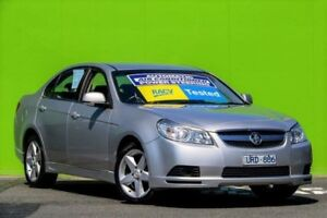 2007 Holden Epica EP CDXi Silver 5 Speed Automatic Sedan Ringwood East Maroondah Area Preview
