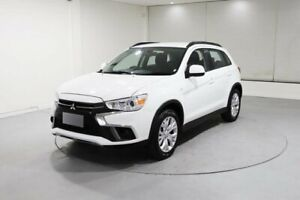 2019 Mitsubishi ASX XC MY19 ES 2WD White 6 Speed Constant Variable Wagon Cooee Burnie Area Preview