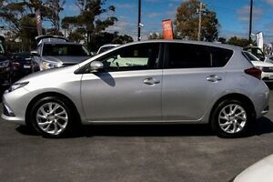 2015 Toyota Corolla Silver Constant Variable Hatchback Cranbourne Casey Area Preview