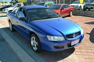 2006 Holden Commodore Ute 6 Speed Manual Blue 6 Speed Manual Utility East Rockingham Rockingham Area Preview