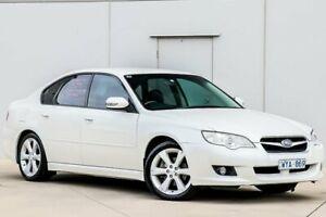 2009 Subaru Liberty B4 MY09 AWD White 5 Speed Manual Sedan Pakenham Cardinia Area Preview