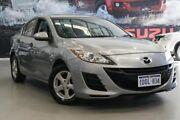 2011 Mazda 3 BL 10 Upgrade Maxx 5 Speed Automatic Sedan Rockingham Rockingham Area Preview