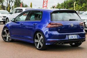 2016 Volkswagen Golf VII MY16 R DSG 4MOTION Lapiz Blue 6 Speed Sports Automatic Dual Clutch