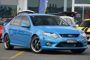 2011 Ford Falcon FG XR6 Blue 6 Speed Sports Automatic Sedan Wavell Heights Brisbane North East Preview