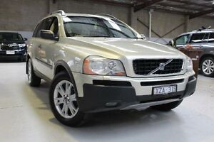 2005 Volvo XC90 P28 T6 Green Sports Automatic Wagon Knoxfield Knox Area Preview
