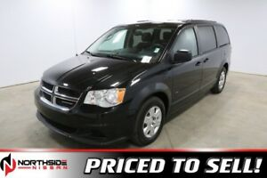 2013 Dodge Grand Caravan SXT Accident Free,  Bluetooth,