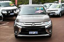 2015 Mitsubishi Outlander ZK MY16 XLS 2WD Ironbark 6 Speed Constant Variable Wagon Cannington Canning Area Preview
