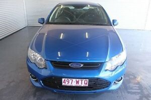 2013 Ford Falcon FG MkII XR6 Turbo Blue 6 Speed Sports Automatic Sedan Parramatta Park Cairns City Preview