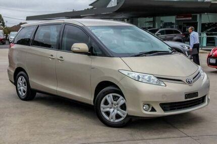 2011 Toyota Tarago Bronze Sports Automatic Wagon
