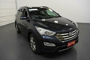 2014 Hyundai Santa Fe DM MY15 Highlander CRDi (4x4) Blue 6 Speed Automatic Wagon Moorabbin Kingston Area Preview