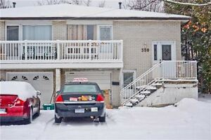 Be Amazed By This Stunning Semi Detached 4 Level Back Split!