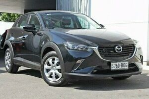 2016 Mazda CX-3 DK2W76 Neo SKYACTIV-MT Jet Black 6 Speed Manual Wagon West Hindmarsh Charles Sturt Area Preview
