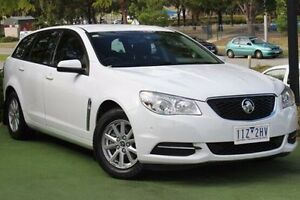2013 Holden Commodore VF MY14 Evoke Sportwagon White 6 Speed Sports Automatic Wagon Berwick Casey Area Preview