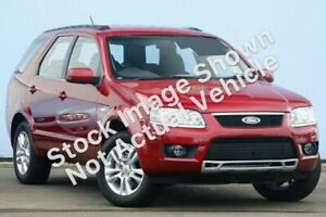 2010 Ford Territory SY MkII TS RWD Maroon 4 Speed Sports Automatic Wagon Monkland Gympie Area Preview