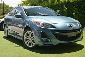 2010 Mazda 3 BL10L1 SP25 Grey 6 Speed Manual Sedan Paradise Campbelltown Area Preview