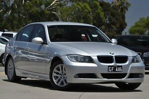 2006 BMW 320i E90 Executive Silver 6 Speed Steptronic Sedan Greenacre Bankstown Area Preview