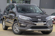 2015 Honda CR-V RM Series II MY16 VTi-S 4WD Gold 5 Speed Sports Automatic Wagon Yeerongpilly Brisbane South West Preview