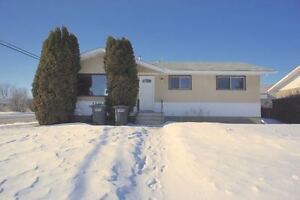 3 Bedroom Redwater Home for Rental Renovated!