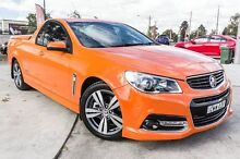 2013 Holden Ute VF MY14 SS Ute Orange 6 Speed Manual Utility Penrith Penrith Area Preview