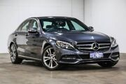 2015 Mercedes-Benz C200 W205 7G-Tronic + Grey 7 Speed Sports Automatic Sedan Welshpool Canning Area Preview