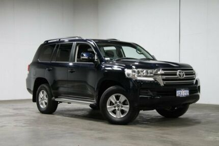 2016 Toyota Landcruiser VDJ200R GXL Blue 6 Speed Sports Automatic Wagon Welshpool Canning Area Preview