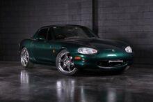 1999 Mazda MX-5  Green Manual Convertible Slacks Creek Logan Area Preview