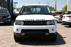 2012 Land Rover Range Rover Sport L320 12MY SDV6 CommandShift White 6 Speed Sports Automatic Wagon Osborne Park Stirling Area Preview