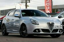 2014 Alfa Romeo Giulietta QUAD VERDE Quad Verde Anthony Od 6 Speed Manual Hatchback Waitara Hornsby Area Preview