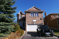 Very Nice Neighbourhood 4 Beds+3 Baths Richmondhill House for Re