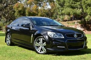 2013 Holden Commodore VF MY14 SV6 Black 6 Speed Sports Automatic Sedan St Marys Mitcham Area Preview