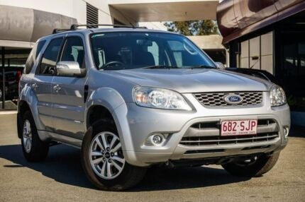 2012 Ford Escape ZD MY10 Silver 4 Speed Automatic Wagon Carseldine Brisbane North East Preview